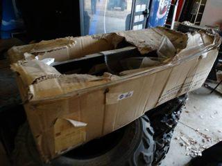 Polaris Rzr rock slider kit  Mat black  new in box