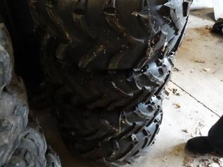4 tires for Polaris Rzr