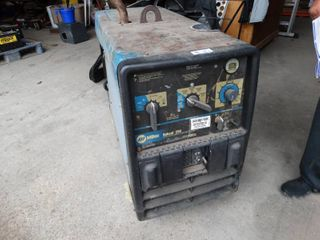Miller Bobcat 250  CC CV  AC DC Welder  10 000 watt generator