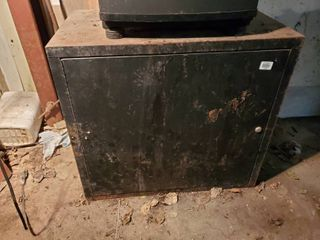 Small Metal Cabinet
