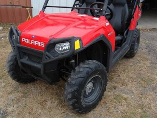 2008 Polaris Ranger RZR   Runs and Drives