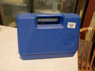 Smith   Wesson Plastic Case