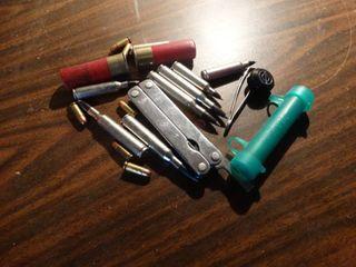 Multi tool   assorted ammo