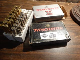 2 partial boxes of 270 Winchester ammo