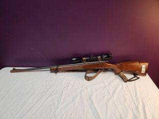 Remington model 700  270 Winchester rifle w  scope