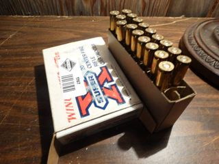 Partial box Winchester 30 06 ammo  18 rounds