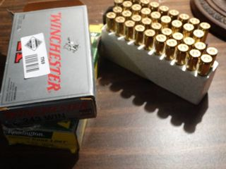 38 rounds 243 Win ammo