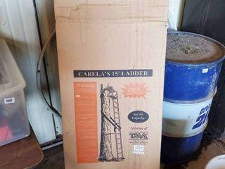 Cabela s 15  ladder