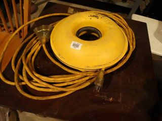 long Triple Ended Extension Cord