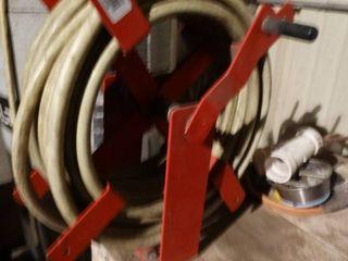 Air hose Reel And Air hose