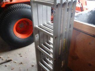 Werner Folding ladder