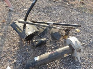3 weed eater attachments