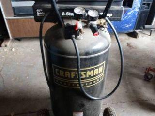 Craftsman 25 Gallon Compressor