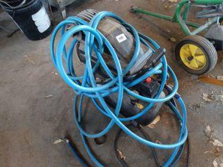 2HP air compressor w  hose