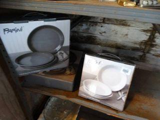 Parsini dinnerware  new in boxes