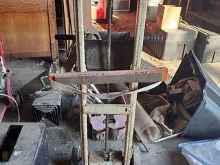 Electric lift Appliance Dolly