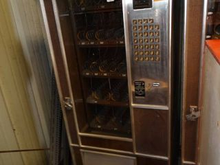 lEKTRO   Snack Vending Machine