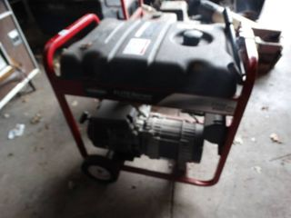 Elite series 5500 watt generator