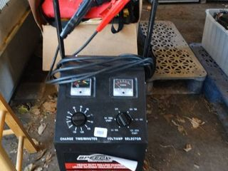 Speedway heavy duty rolling charger  like New