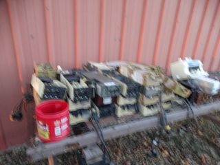 HUGE lot of assorted coin mechs  changers for vending machines