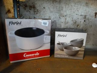 Parini cookware  new in boxes