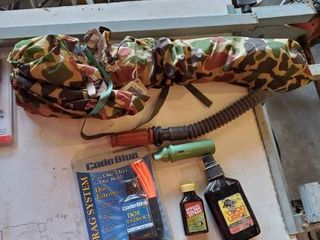 lot of Hunting items