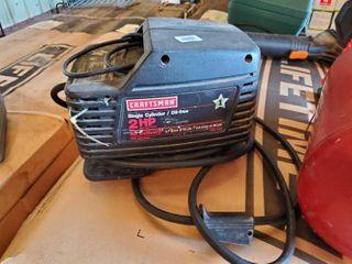 Craftsman 2 HP Compressor