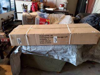 New in Box  Racor   PHl 1R  Garage Ceiling Storage Rack lift