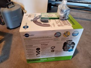 InSinkErator Evolution Septic Assist 3 4HP Kitchen Household Garbage Disposal