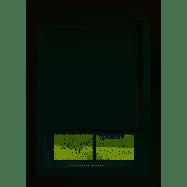 levolor Room Darkening Cordless Cellular Shade  Snow 47 5 in X 72  59616