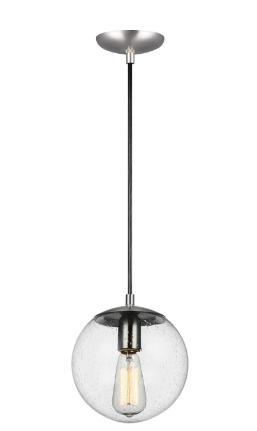 Sea Gull leo Hanging Globe Pendant light  C2