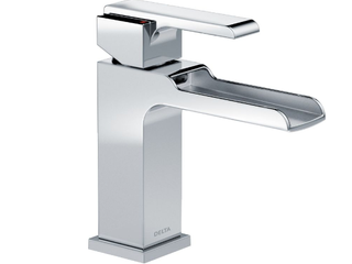 Delta Single Handle Channel lavatory Faucet  D1