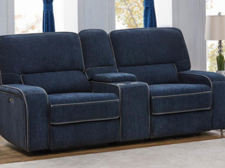DUNDEE MOTION COllECTION   3 Pc Power2 loveseat Retail  1 220 00