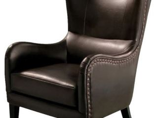Noble House leather Club Chair Retail  361 99