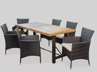 Coaster Outdoor Dining Set Retail  1 099 99