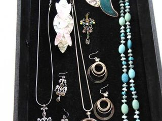 Fashion Jewelry and Barrette