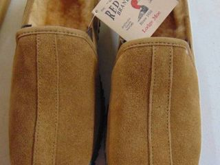 Red Head lodge Moccasins Size 11