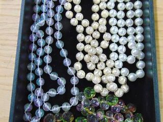 Glass Beads and Fashion Jewelry