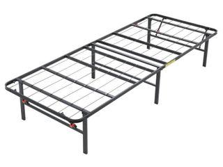 Twin Xl   Classic Brands Hercules 14 in  Platform Heavy Duty Metal Bed Frame