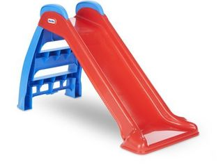 little Tikes My First Slide   Red Blue