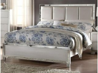 Headboard Only EASTERN KING BED  PADDED HB  Voeville II Collection by Acme Furniture