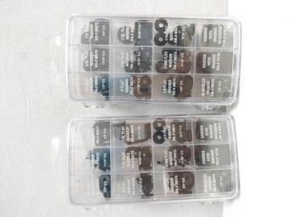 2 Packs   Danco Assorted Washer Kit  Rubber   116 Piece per Pack  Sealed