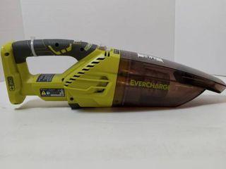 Ryobi 18v One  Hand Vac  missing battery