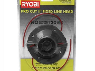 RYOBI Universal Pro Cut ll 0 095 in  Fixed line String Head