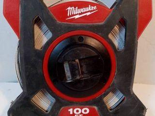 Milwaukee 100ft Tape Messure