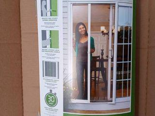 Briar Retractable Screen Door