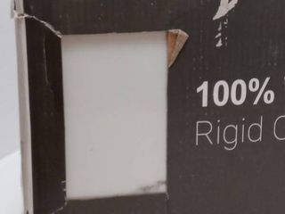 100  Waterproof Rigid Core Flooring Harvested Marble White  Sq ft Sq m 23 25 2 16