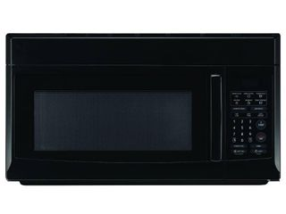 1 6 cu  ft  Over the Range Microwave in Black