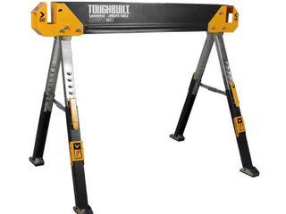 TOUGHBUIlT C650 Sawhorse   Jobsite Table