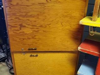 large Kitchen Cabinet
